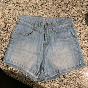 Cotton On classic high rise shorts